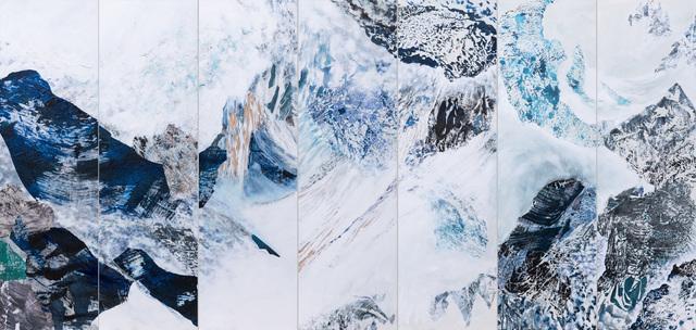 , 'Dépaysage IX,' 2016, La Forest Divonne