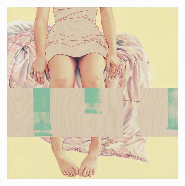, 'An Emptiness Still Leaves a Space,' 2016, Zhou B Haus der Kunst