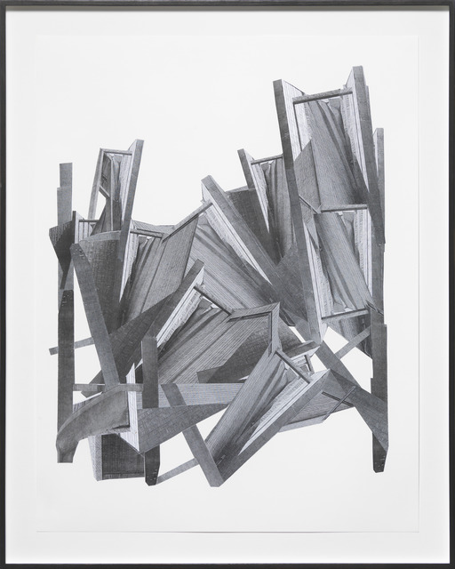 , 'Geäst,' 2014, Galerie Kandlhofer