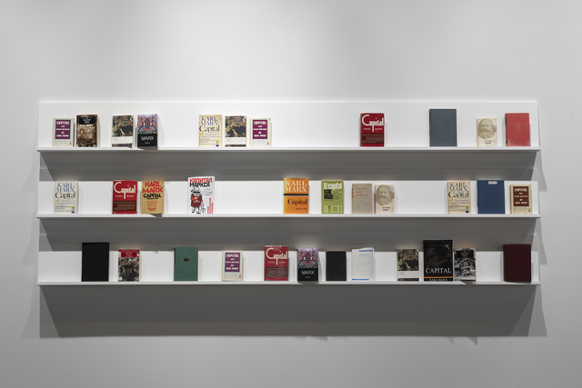 , 'Excess Capital (Double or Nothing),' 2013, McEvoy Foundation for the Arts