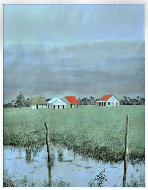 Tomás Sánchez, 'Paisaje (Landscape)', 1976, Pablo Goebel Fine Arts