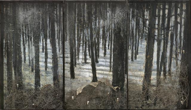 , 'Winterwald,' 2010, Gagosian