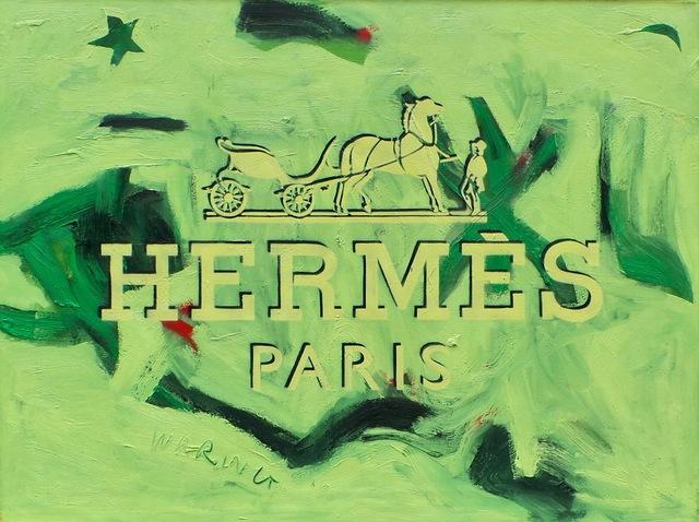 , 'Hermes ,' 2016, Imitate Modern