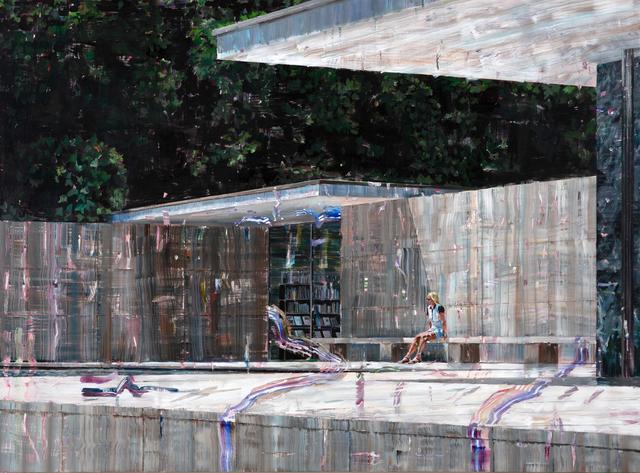 , 'Pavilion,' 2018, Odon Wagner Gallery