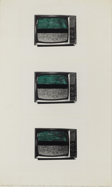 , 'Art on Tape / Tapes as Art,' 1974, Henrique Faria Fine Art