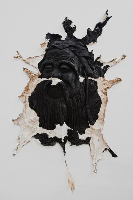 , 'Q-Confucius No. 1,' 2011, Rockbund Art Museum