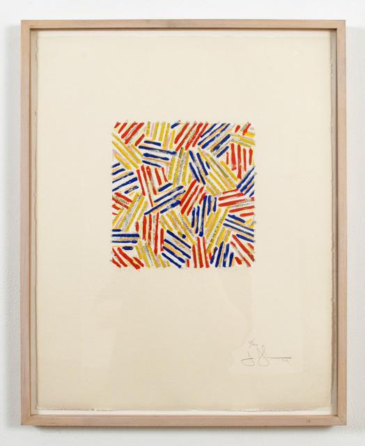 , 'Untitled (ULAE #186),' 1977, Brooke Alexander, Inc.