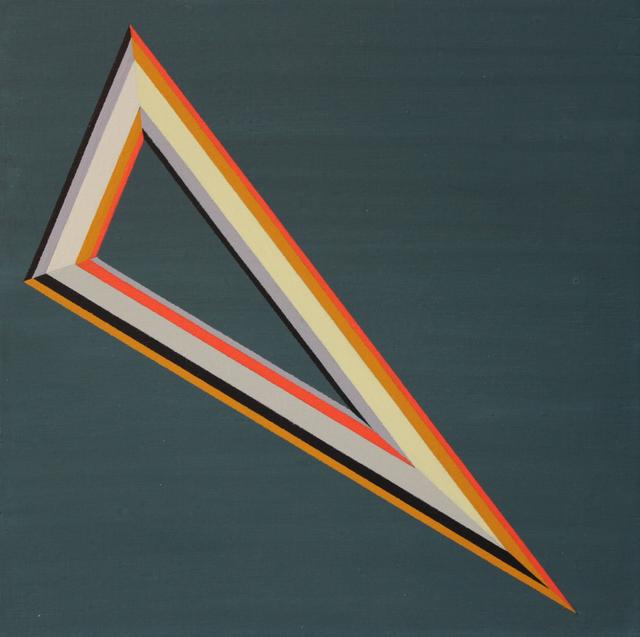 Carol Robertson, 'Triangle #3 ', 2016, Cinnabar