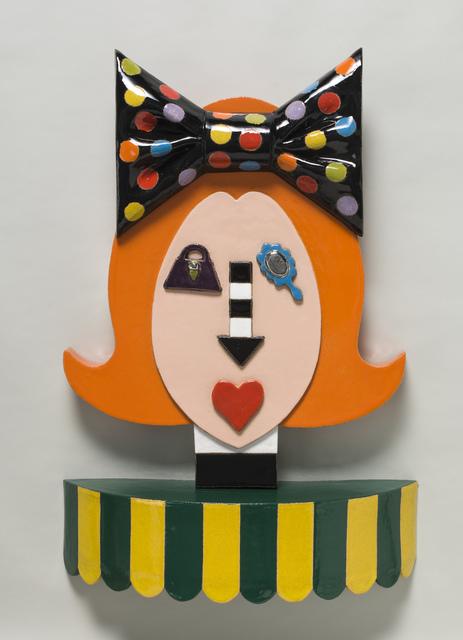 Kyungjoo Park, 'Woman with a Polka Dot Ribbon', 2012, Artbit Gallery