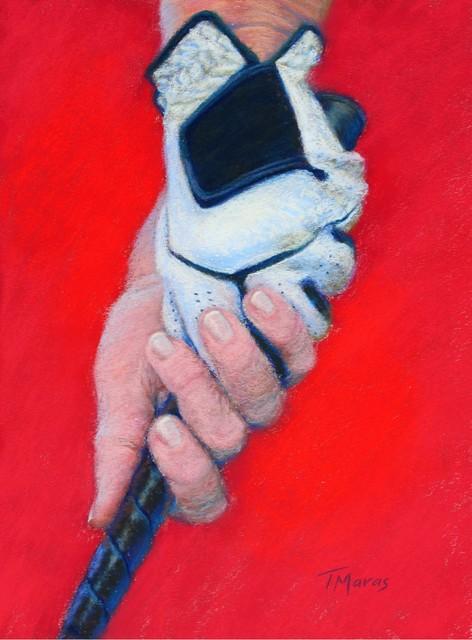 Tracey Maras, 'Setting the Fairways Afire', 2014, Springfield Art Association