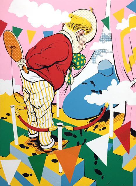 , 'Show Pup,' , Spalding Nix Fine Art
