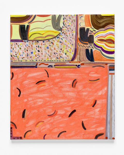Emily Ferretti, 'Bent nails', 2019, Sophie Gannon Gallery