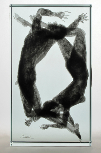 , 'Glass gellage XLII,' 2013, Paci contemporary