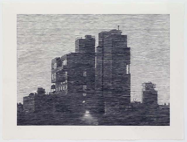 , 'Eldridge Street 2.0,' 2015, Alan Cristea Gallery