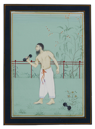 Imran Qureshi, 'Moderate Enlightenment,' 2007, Sotheby's: Contemporary Art Day Auction