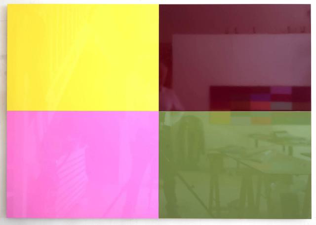 , 'Slide 1,' 2015, Galerie la Ferronnerie/Brigitte Négrier