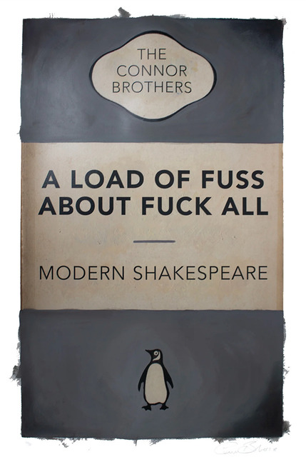 , 'A Load of Fuss (Unique) #40,' 2018, Hang-Up Gallery