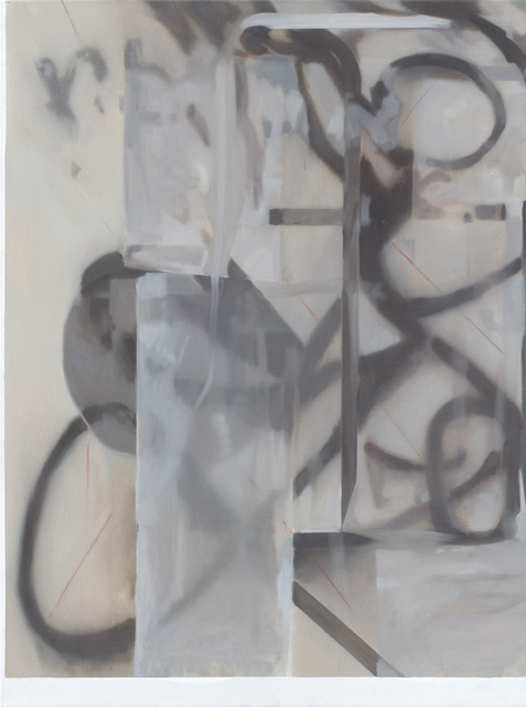 , 'Cipher I,' 2018, Assembly Gallery