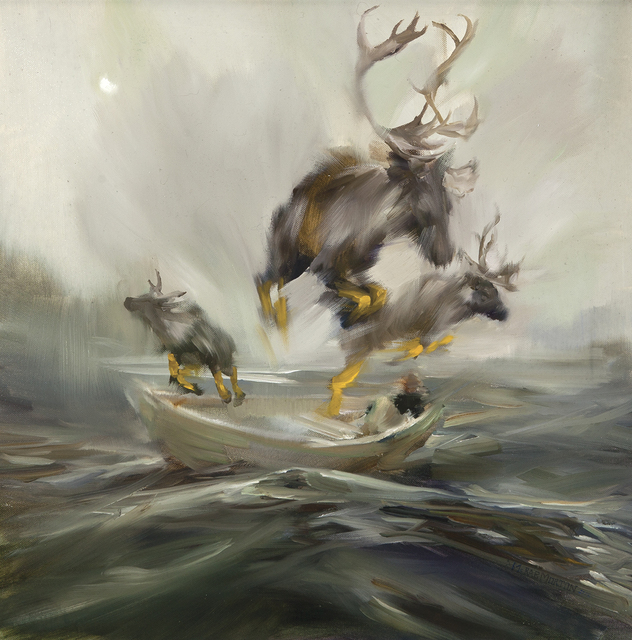 , 'The Lost Journals of the Hunt for the Yellow Legged Caribou,' , Dowling Walsh
