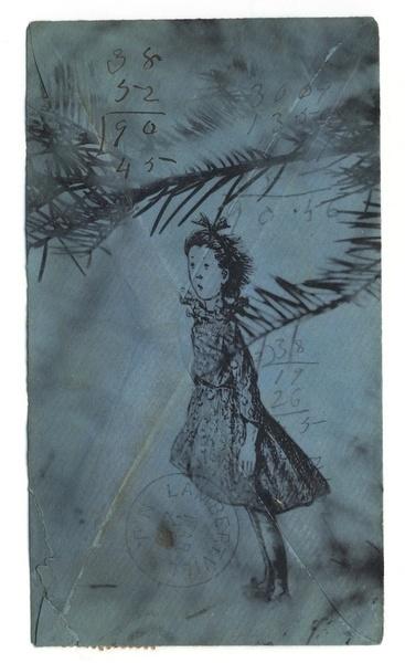 Rachel Phillips, 'Arithmetic', 2013, Ephemera or Merchandise, Archival Pigment Ink Transfer to Antique Envelope, photo-eye Gallery