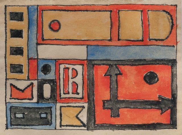 , ' Constructivo,' Undated, Galería de las Misiones