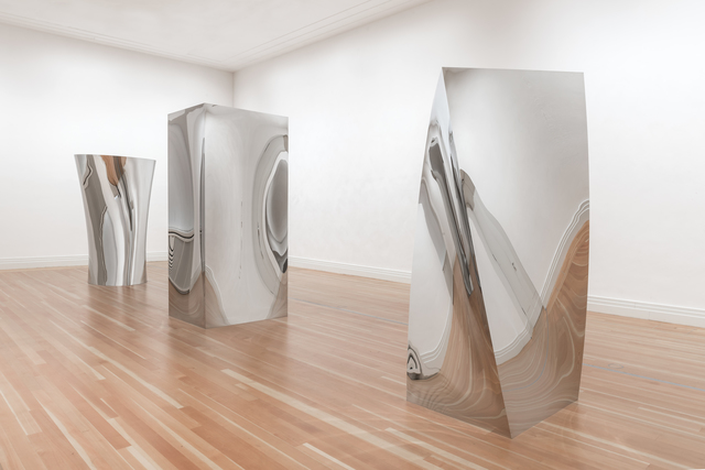 , 'Non-Object (Square Twist, Oval Twist, Triangle Twist),' 2008, Kukje Gallery