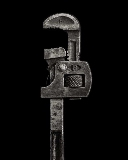 , 'Pipe Wrench,' 1992, Gallery 270
