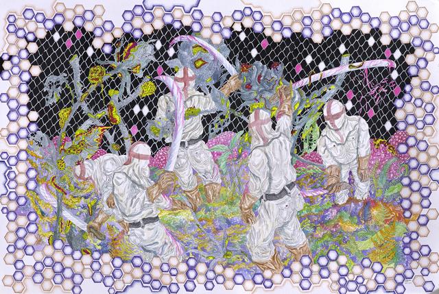 , 'Unpleasant Smell Bencana,' 2017, Richard Koh Fine Art