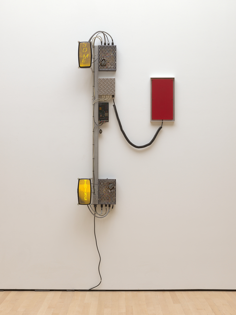 Alan Rath, 'Something 4 Nothing II', 1990, San Francisco Museum of Modern Art (SFMOMA)