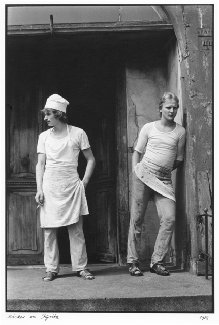 , 'Kyritz, Bäcker,' 1985, Collection Regard