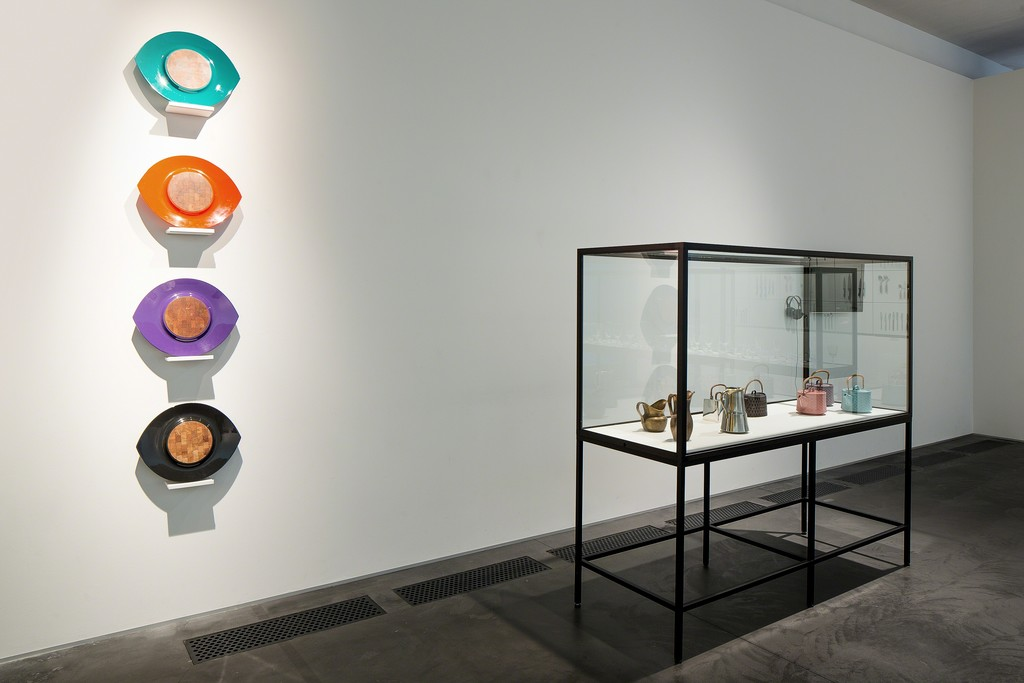 Installation view: DANSK - Design by Jens Quistgaard. Photo: Michael Møllegaard