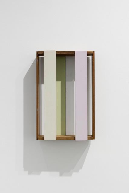 , 'Caixa 313F,' 2019, Josée Bienvenu