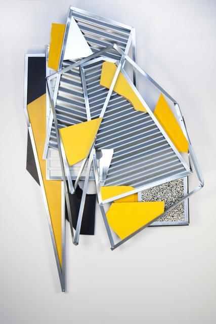 Clemens Behr, 'yellow. untitled', 2019, Underdogs Gallery