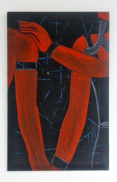 , 'Les Egyptiens,' 1996, Nadja Vilenne