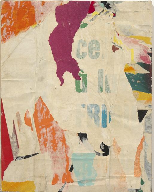 , 'Avenue de Suffren,' octobre 1956, Modernism Inc.