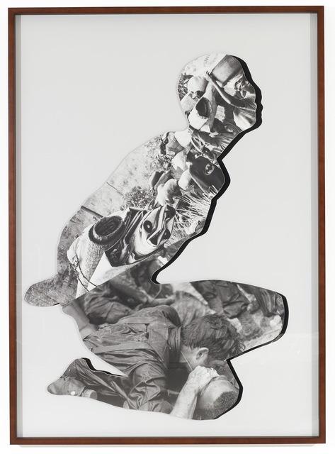 , 'Action 143-9,' 2015, Leila Heller Gallery
