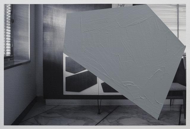 , 'Intrusion nº48,' 2014, Johannes Vogt Gallery