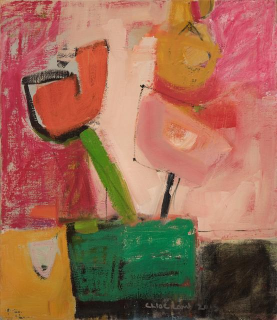 , 'Happy Flowers,' 2015, Hollis Taggart Galleries