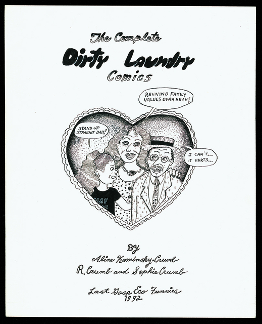 , 'The Complete Dirty Laundry Comics,' 1992, David Zwirner