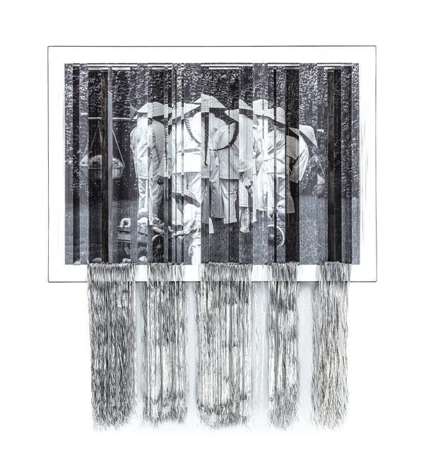 , 'Ai Van Wey,' 2016, Ricardo Reyes