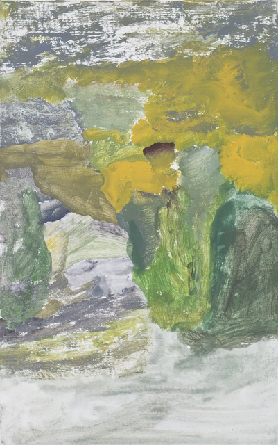 , 'Landskap,' 2015, Galleri Susanne Ottesen