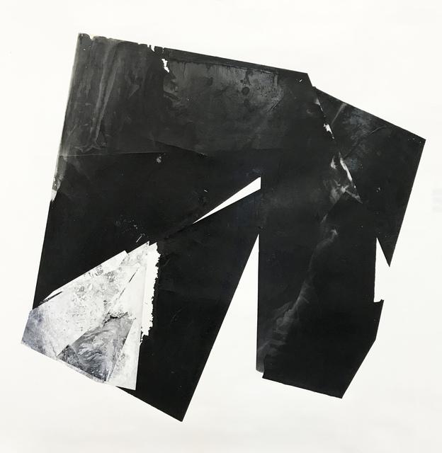 , 'Mapping 隐形,' 2017, Ink Studio