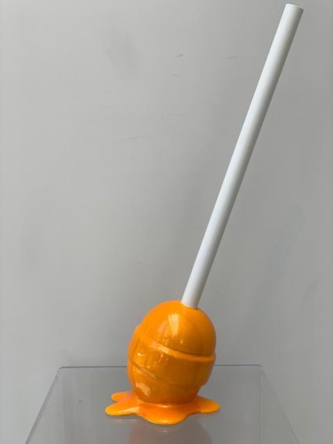 Elena Bulatova, 'The Sweet Life Small Mango Lollipop', 2019, Elena Bulatova Fine Art