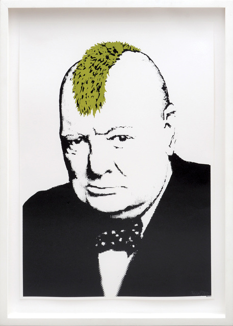 Banksy, 'Turf War.', 2003, Peter Harrington Gallery