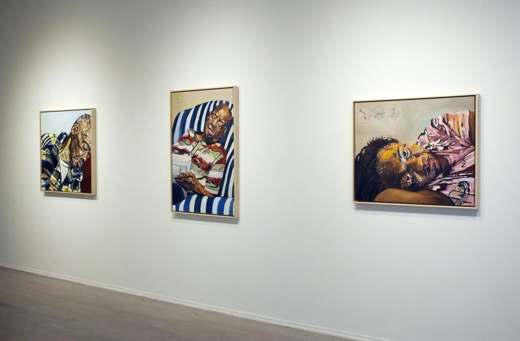 Beverly McIver: Souls of Mine   C  Grimaldis Gallery   Artsy