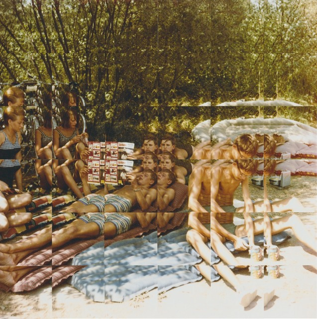 Edouard Taufenbach, 'Dejeuner sur l'herbe', 2019, Elizabeth Houston Gallery