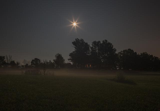 , 'Lying Low, William Cornell House, outside Auburn, Indiana,' 2014, Arnika Dawkins Gallery