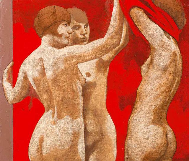 , 'Toxic Cadmium 4,' 2016, Aria Art Gallery