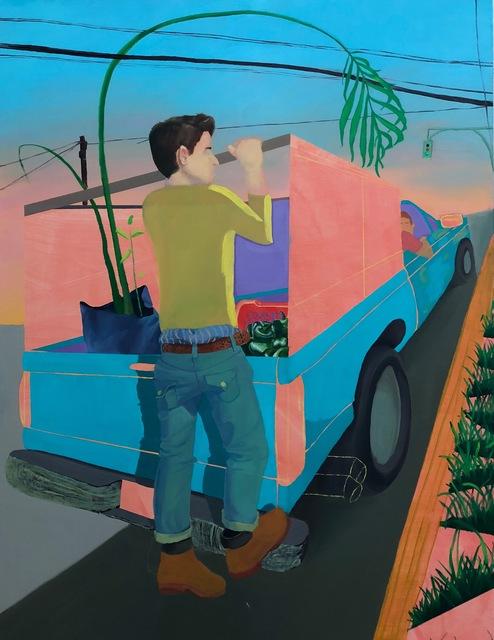 , 'Sin Titulo,' 2018, Galería Karen Huber