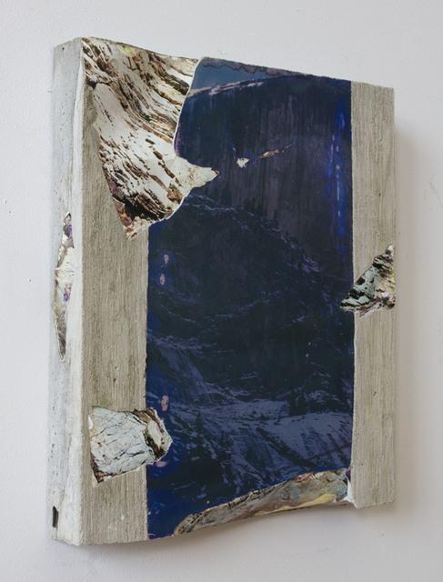 , 'Headlands Yosemite Blue,' 2014, GRIMM